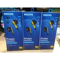 Handsfree Headset Earphone HF Philips QP-268 Proton Metallic