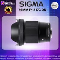 SIGMA 16MM F1.4 DC DN FOR SONY /SIGMA 16MM F1.4 DC DN FOR SONY