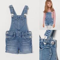 jumpsuit jeans anak H&M original branded SALE