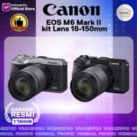 Canon EOS M6 Mark II M6 II kit Lens 18-150mm