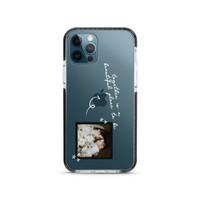 Sweet Message Vertical (White) - X-Tech Bumper Case