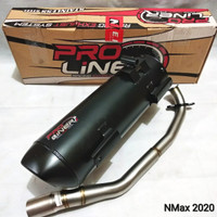 Knalpot Proliner New NMAX 2020 - Proliner Neo SR Silent