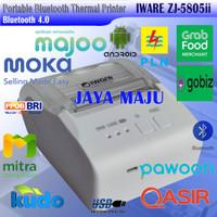 PRINTER THERMAL BLUETOOTH IWARE ZJ-5805ii RPP02N (USB+BLUETOOTH)