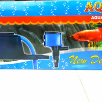 Promo murah pompa aquarium box filter AQUAMAN WP 203K