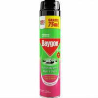 Baygon aerosol 600ml+75ml