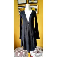 Thrift Cardigan/Premium Cardigan/Kardigan/Cardigan Hitam/Outer Panjang