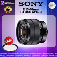 SONY E 10-18mm F4 OSS APS-C Lens / SEL1018 Lensa Kamera