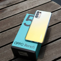 OPPO RENO 5 RAM 8/128 FREE GIFT BOX