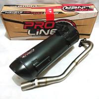 Knalpot Proliner NMAX - Proliner Neo SR Silent