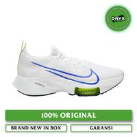 Nike Air Zoom Tempo Next% White Volt Black Racer