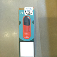 Relx Infinity /Fresh Red / Purple Dark Sparkle 3% / Relx Kit / Listrik