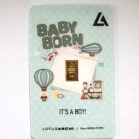 Gift 0,5 gram Lotus Archi