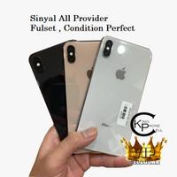 iPhone Xs Max 512 GB 256GB 64GB Second Seken Fulset Kondisi Perfect X - 64 gb, Gold