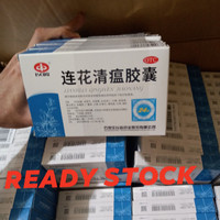 Lianhua Qingwen 24 capsulle
