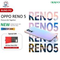Oppo Reno 5 Ram 8 Rom 128GB Garansi Resmi