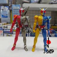 Bandai Figurerise Standard-KR Double Luna Trigger Heat Metal Set (2nd)