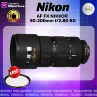 Nikon AF FX NIKKOR 80-200mm f/2.8D ED Zoom Lens