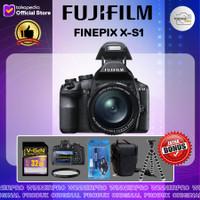 FUJIFILM FINEPIX X-S1 - KAMERA FUJIFILM FINEPIX X-S1