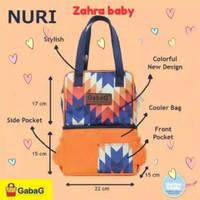 cooler bag gabag Nuri pop series free 1 ice gel