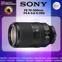 Sony FE 70-300mm SEL70300G F4.5-5.6 G OSS Lens