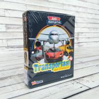 Flashcard Transportasi - KidSmart Kartu Pintar Mainan Edukasi Anak