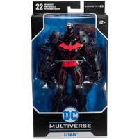 McFarlane Toys DC Multiverse Batman Hellbat Suit Act Figure