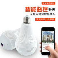 Ip Camera CCTV Lampu Bohlam Wireless Ip Kamera CCTV Wifi Ip Cam B13 3