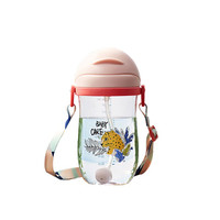 Babycare Forest Sippy Cup with Strap Tritan 360ml / Botol Minum Anak