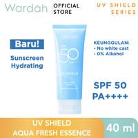 Wardah UV Shield Aqua Fresh Essence SPF 50