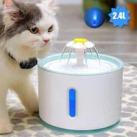 tempat air minum hewan anjing kucing air mancur pet fountain dispenser