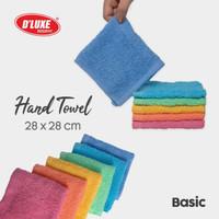 Kintakun Hand Towel / Handuk Tangan Ukuran 28x28 cm - Random