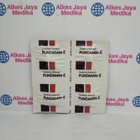 Fundamin E isi 4 tablet - Multivitamin