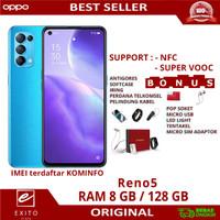 OPPO RENO 5 NFC 8/128GB Garansi Resmi Oppo Indonesia
