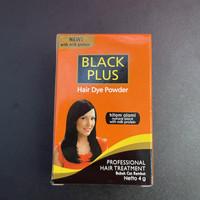 Black Plus Hair Dye Powder 4 gram