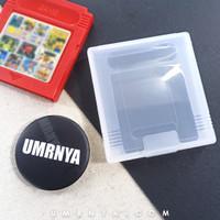 4PCS Cartridge Case Gameboy DMG COLOR POCKET Casing kaset NINTENDO GBA