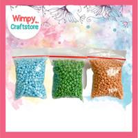 Manik Pasir Bulat 8 Bahan Aksesoris Payet Gelang Kalung Beads
