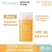 Wardah UV Shield Active Protection Serum SPF 50