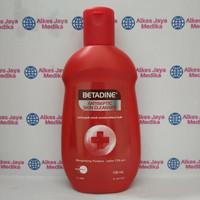 Betadine Sabun Cair 100 ml - Sabun Antiseptik