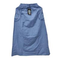 Rok Panjang Model A Semi Jeans / Rok Kekinian / Rok Untuk Dewasa Fit T