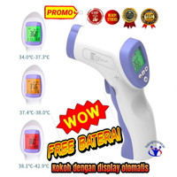 Thermogun Murah / thermometer infrared / pengukur suhu tubuh digital