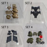 Part Gundam - Bandai 30MM Armor Part