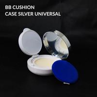 Case Kosong/Wadah Bedak Cushion Dengan Puff