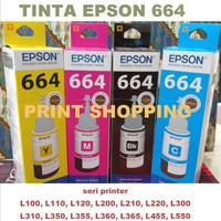 tinta epson 664 original 1 set l310