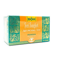 Boh Seri Songket Mango Teabags 20's