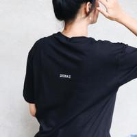 Bamboo T-Shirt 708 Dubai Black