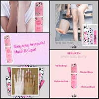BODY LOTION MUTEH SPRAY