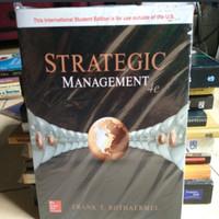 strategic management. 4th edition