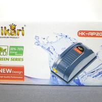 Promo murah Airpump aerator gelembung udara HIKARI AP 2000