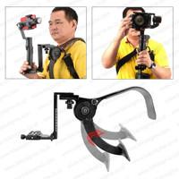 Shoulder Pad Holder Penopang Bahu Stabilizer HP Kamera Camcorder Q440A