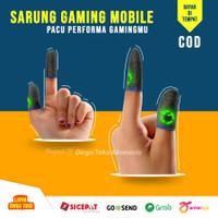 Sarung Gaming Game Jempol Jari Tangan Pubg Mobile Legend Free Fire FF